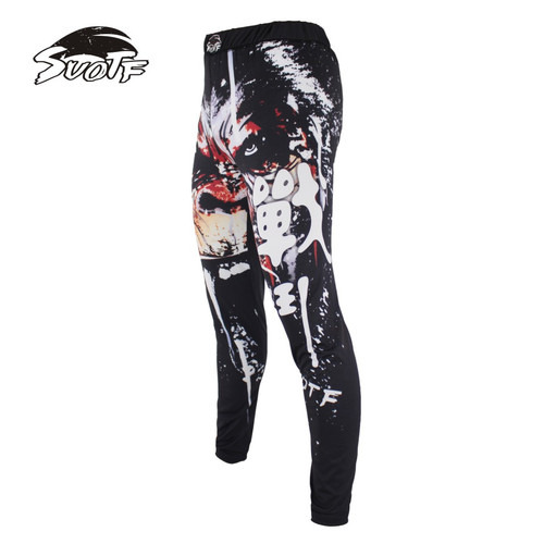 UOTF MMA boxing sports fitness personality breathable loose large size shorts Thai fist pants running fights kickboxing MMA