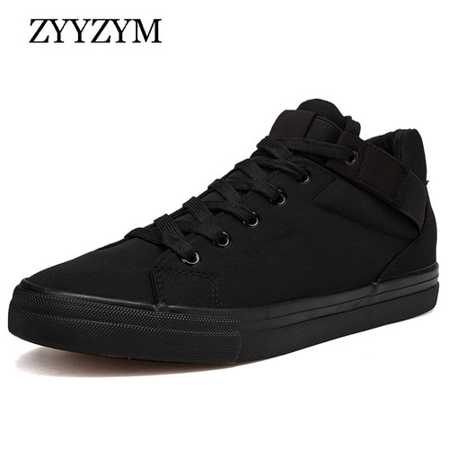 ZYYZYM Men Shoes Spring Autumn New Arrival 2019 Canvas Classic Style Breathable Fashion Sneakers Men Casual Shoes