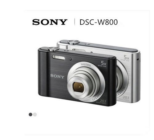 Brand new Sony DSC-W800 Cyber-shot Digital Camera (DSCW800) 20.1MP 5x Optical Zoom SONY W800