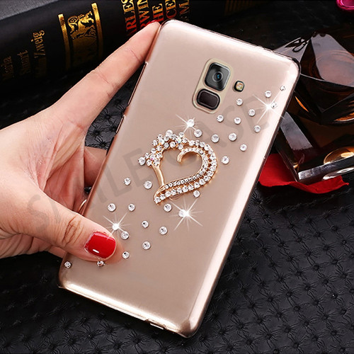 iSecret Case for Samsung Galaxy A6 A6s A7 A8 A9 2018 Bling bling Rhinestone for Samsung A3 A5 A7 2017 Cases A3 A5 A7 A8 A9 2016