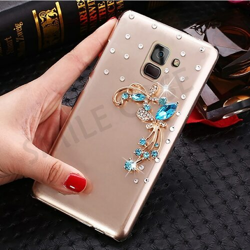 iSecret Case for Samsung Galaxy A6 A6s A7 A8 A9 2018 Bling bling Rhinestone for Samsung A3 A5 A7 2017 Cases A3 A5 A7 A8 A9 2016