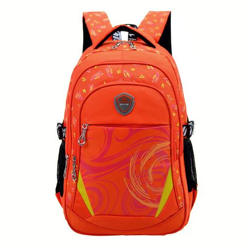 BAIJIAWEI Children School Bags For Girls Boys Children Backpack In Primary School Backpacks Mochila Infantil Zip School Bag