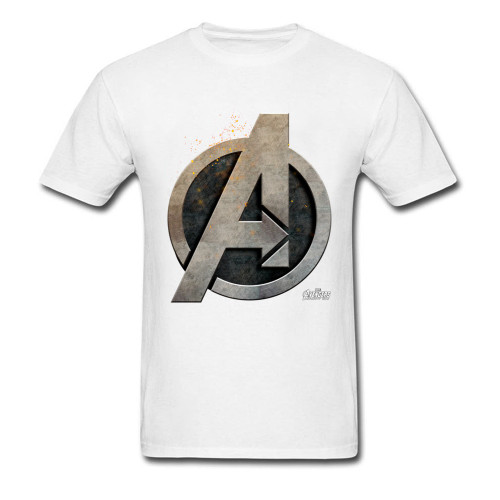 Tops Tees Marvel Iron Avengers 3 T Shirts Ostern Day New Design Summer Short Sleeve 100% Cotton O Neck Mens T-Shirt Stamp