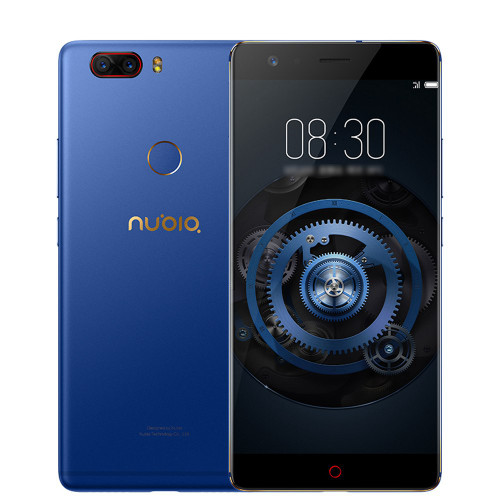 Global Nubia Z17 Lite 6GB 64GB Smartphone 5.5 Inch Bezel-less Snapdragon 653 16MP 13MP+13MP Dual Rear Camera 4G LTE Mobile Phone
