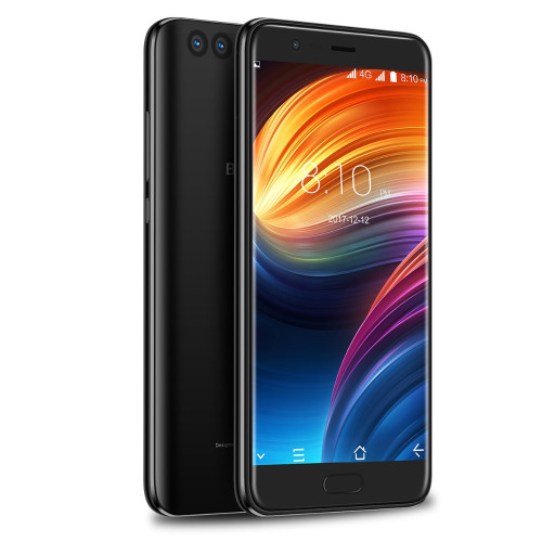 """Blackview P6000 4G Android 7.1 Mobile Phone 5.5"""" FHD Helio P25 6GB RAM 64GB ROM Face ID 6180mAh Battery 21.0MP Camera Smartphone"""