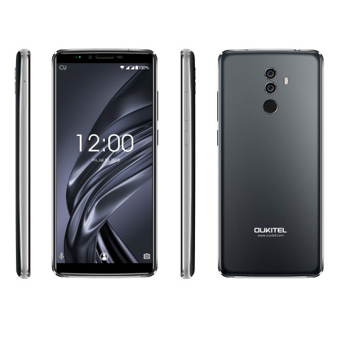 "6.0"" FHD+ OUKITEL K8 Android 8.0 Mobile Phones 4GB 64GB 13.0MP+5.0MP MTK6750T Octa Core Fingerprint Face ID Dual SIM Smartphones"