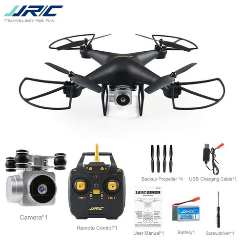 JJRC H68 Bellwether WiFi FPV 2MP 720P HD Camera 20mins Flight Time RC Drone Quadcopter RTF Mode 2 VS Bayangtoys X21 X16