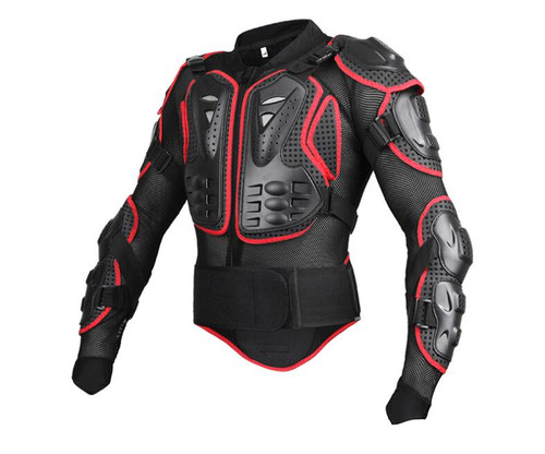 New Professional Motorcycle Protector Jacket Armor Motorcyclist Body Protector CE motocross Armor jacket