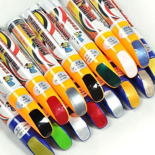 1Pcs Pro Mending Car Remover Scratch Repair Paint Pen Clear 59colors For Choices