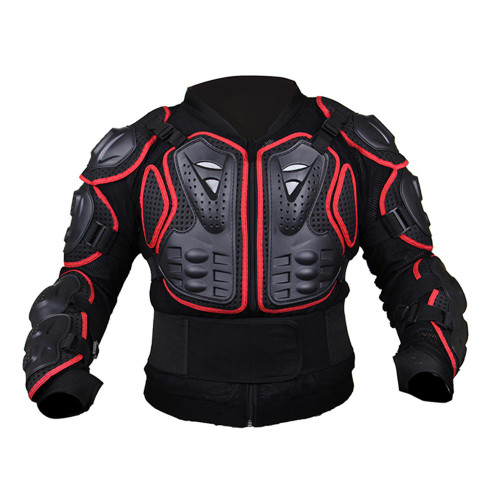 New Motorcycle Armor Full Body Chest Protective Gear Jacket Motorcycle Protection Motocross Off- Road Racing Motorcycle Jacket