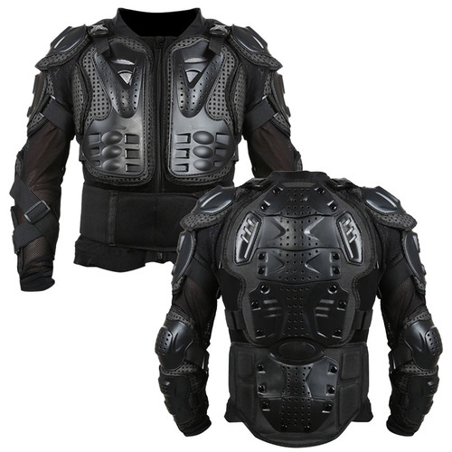 Full Body  Armor Jacket Armor Vest Chest Gear Protective Shoulder Hand Joint Protection S-XXXL