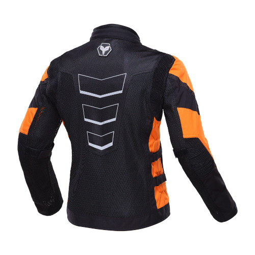 Jacket motor men women racing jacket breathable motocross jackets with 7 protection pads D183pro