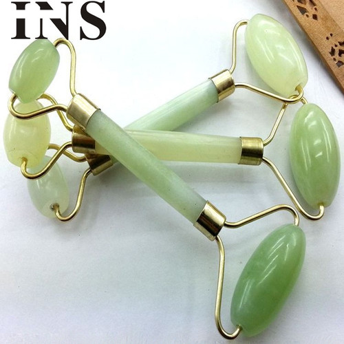 Facial Massage Jade Roller Face Body Head Neck Nature Beauty Device Massage Stone Levert Dropship