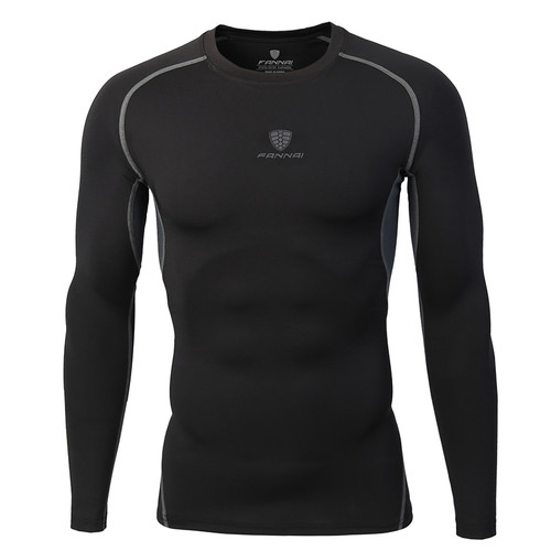 NEW Brand Compression 3D Printed T-shirts Men Compression Shirts Long Sleeve Costume crossfit fitness Clothing Tops Male