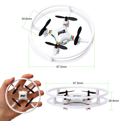 VICIVIYA Mini Drone RC Nano Drones Remote Control Helicopter Quadcopter Dron 2.4GHz Aircraft Gift Toy for Kids with Storage Box
