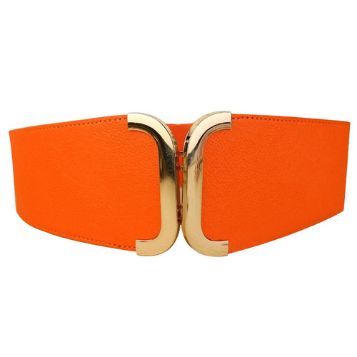 2020 new women brief belt female wide belt decoration elastic fashion cummerbund strap all-match lady's waist belts for women