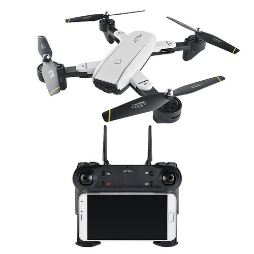 SG700 2MP Rc Quadcopter with Camera Wifi FPV Foldable Selfie Drone Altitude Hold Pocket Drone VS YH-19HW Visuo XS809HW D30
