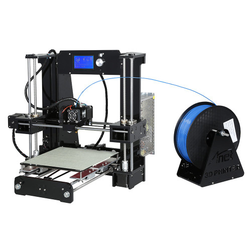 Chinese 3D Printer Supplier High Precision Reprap Prusa i3 Desktop Anet A6 DIY 3D Printer Kit Large Printing Size 220*220*250mm