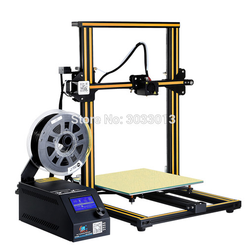 2018 3D Printer CR-10s 4S 5S/CR-10 DIY KIT Printer 3D prusa i3 Large Print size printer 3D 200g filament+8G+Hotbed CREALITY 3D