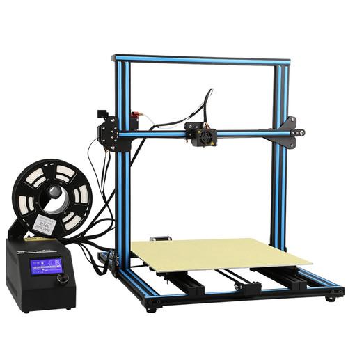 2018 CR-10S 4S 5S 3D Printer DIY Kit Filament Monitoring Alarm,Dual-Leading-screws Rod printer 3D n 200g Filament