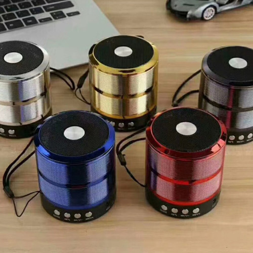 WS-887 Bluetooth Speaker Mini Bluetooth Sound Box