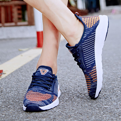 2019 Spring New Men Shoes Lac-up Men Casual Shoes Lightweight Comfortable Breathable Couple Walking Sneakers Feminino Zapatos
