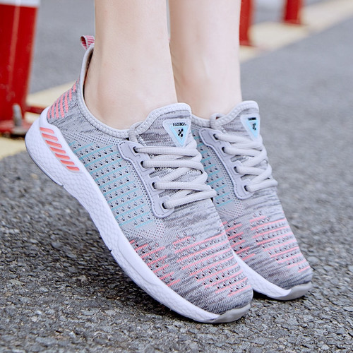Jogging Walking shoes woman Sneakers Outdoor Sport Shoes Men Women Running Shoes For Men Gym Shoes comfortable light weight