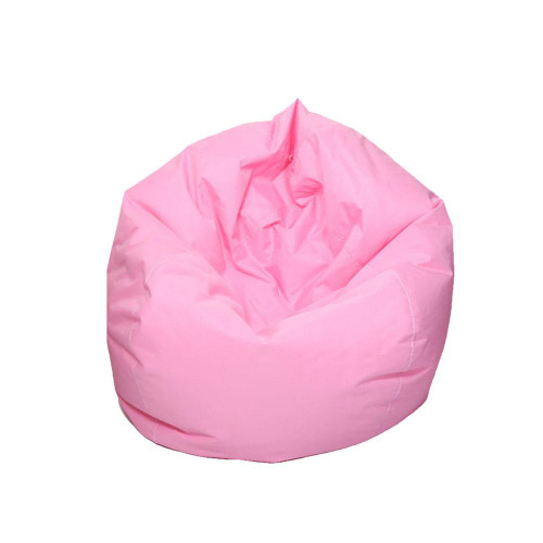 Adeeing Waterproof Stuffed Animal Storage/Toy Bean Bag Solid Color Oxford Chair Cover Beanbag(filling is not included)