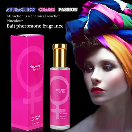 Pheromone Perfume Aphrodisiac Woman Seduce Body Spray with Pheromone Flirt Men Attract Boy Female Stimulant Lubricant for Sex