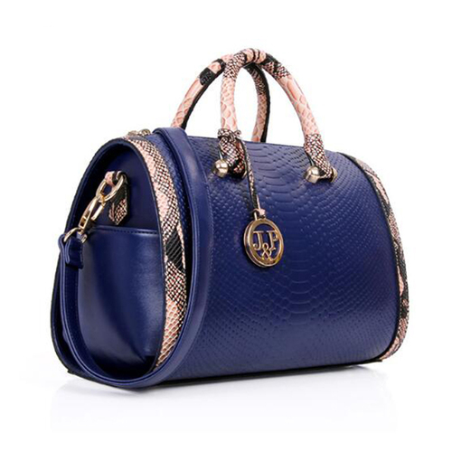 Fashion Handbags Women Crossbody Leather Bag Boston Pillow Irregular Handbags Black/Red/Blue Lady Brand Famous Shoulder Bags