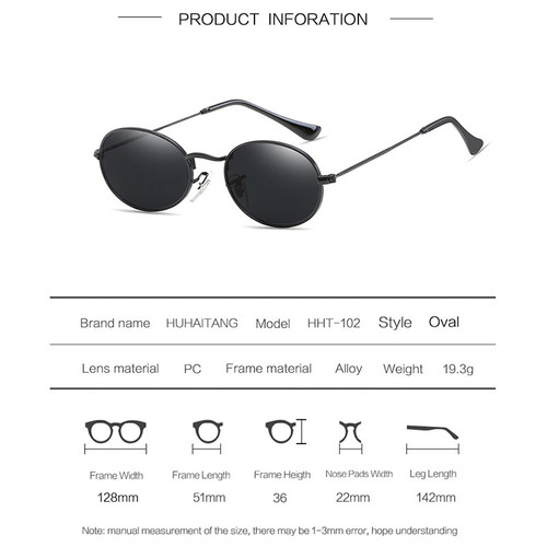 HUHAITANG classic steampunk sunglasses women vintage punk metal small sun glasses for men 2019 high quality designer eyewear