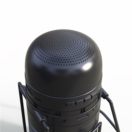 Outdoor wireless Speaker Solar power Charge Sports Portable Bluetooth Speaker Include Power Bank flashlight and FM Handsfree