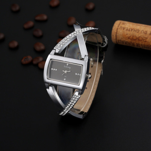 Gogoey Women's Watches Women Watches Luxury Rhinestone Watch Fashion Bracelet Ladies Watch Women Clock saat relogio reloj mujer