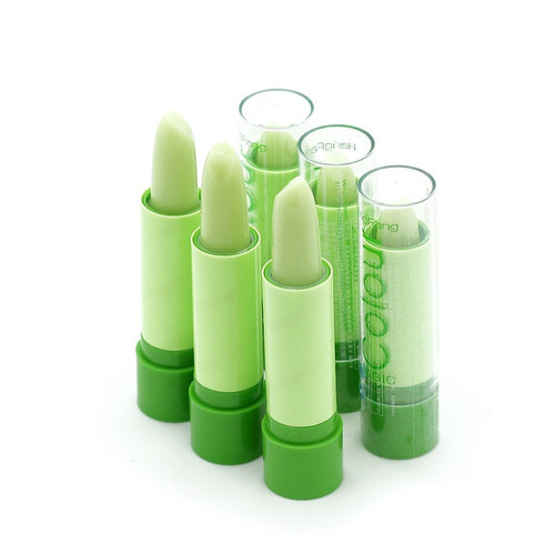 12pcs Professional Lipstick Magic Colour Temperature Change Color Lip Balm Moisture Long Lasting Lip Balm Makeup Brand Wholesale