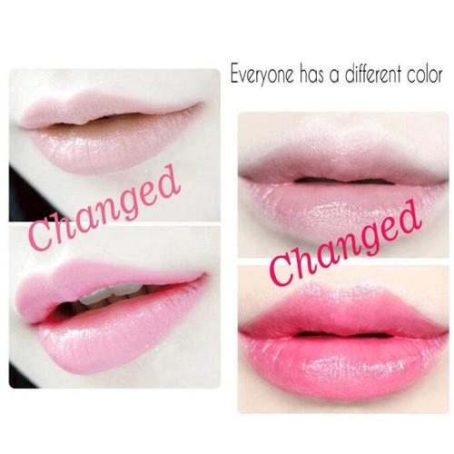 SALE Aromatic Lip Balm Nourishing Moisturizer Lipstick Baby Lips Jelly Anti Aging Magic Temperature Change Color Lip Balm Gift