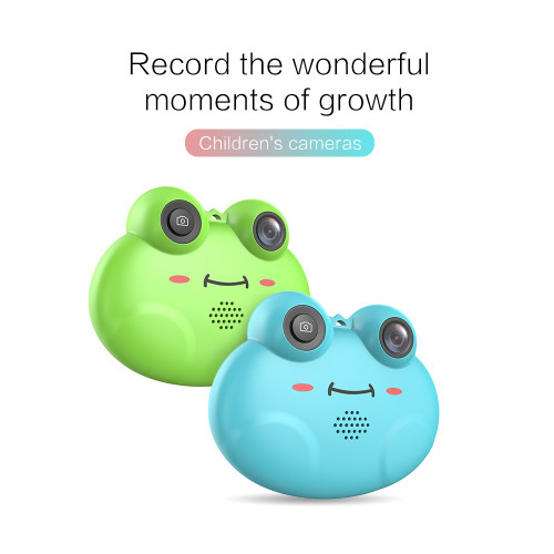 1.54 Inch 12MP 1080P Mini LSR Cam Digital Camera for Kids Baby Cute Cartoon Multifunction Toy Camera Children Birthday Best Gift