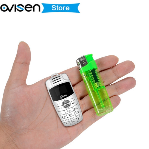 Mini Car Shape Phone Fsmart Taiml X6 Small Screen Cellphone Bluetooth dialer MP3 Magic voice Quad band Dual SIM Mobile Phon