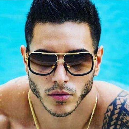 Fashion Luxury Sunglasses Men Women Brand Designer Sun Glasses For Male Female Colorful Lens Photochromic UV400 0 RS006