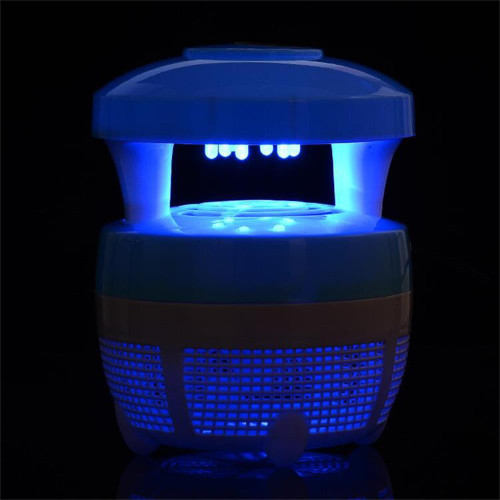 LED USB Mosquito Killer Night Light 220V LED Electronic Insect Fly Killer Killing Trap Lamp For Home Living Room Bedroom Kitchen