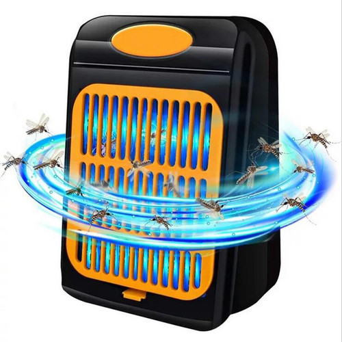 2018 Electronics Mosquito Killer Trap Lamp electric Fly Bug Insect Killer Pest Zapper Repeller LED UV Night Light Lamp for home