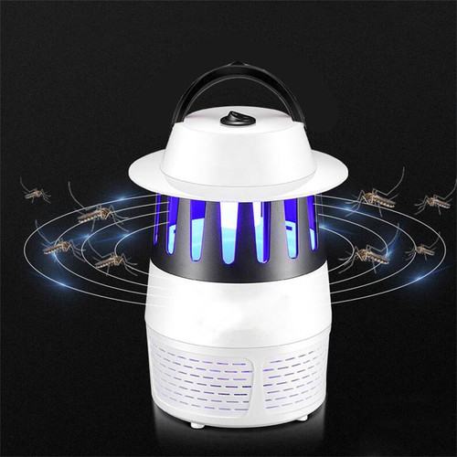 USB Electronics Mosquito Killer Trap Lamp Moth Fly Bug Insect Killer UV Lights LED Night Light Lamp Kill Pest Zapper Repeller