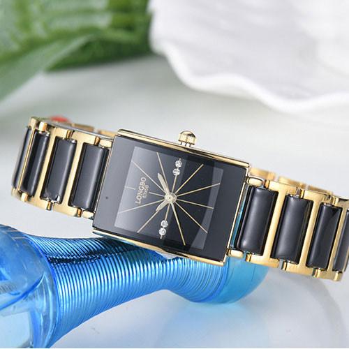 New Fashion Ceramic Quartz Watch Women Watches Ladies Luxury Brand Famous Wrist Watch Female Clock Relogio Feminino Montre Femme