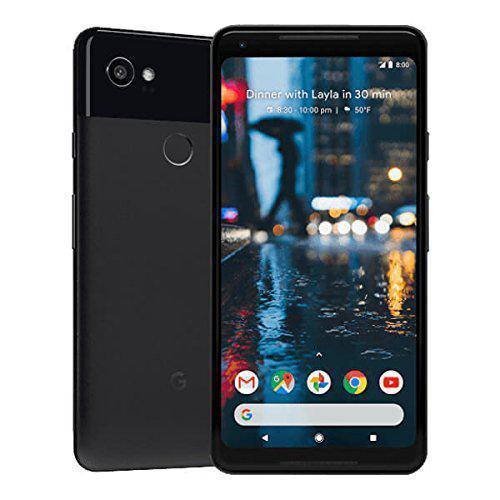 Original Unlocked Google Pixel 2 XL 6.0'' inch Octa Core Single sim 4G LTE Android cellphone 4GB RAM 64GB 128GB ROM smartphone
