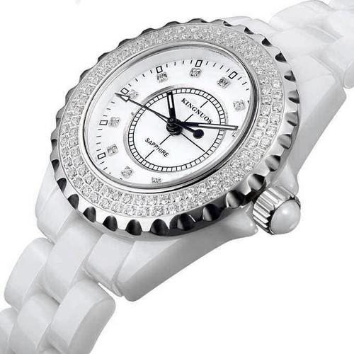 New 2017 Fashion Ceramic Quartz Watch Women Watches Ladies Brand Luxury Wrist Watch Female Clock Montre Femme Relogio Feminino