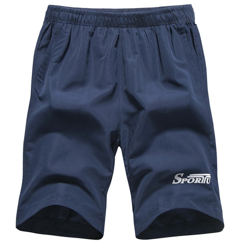 Shorts Men 2019 Summer Casual Men Short Fashion Cotton Slim Bermuda Masculina Beach Short Trouser Knee Length Board Shorts SP002