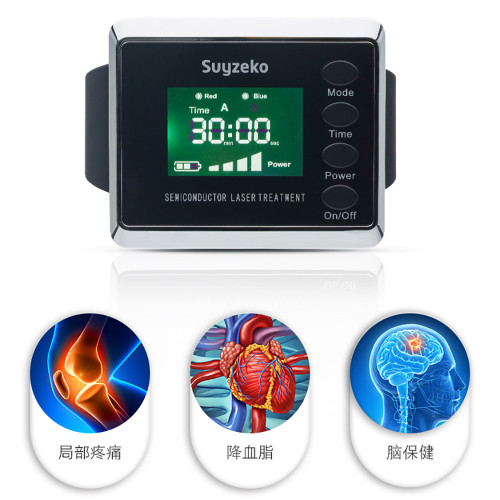 Suyzeko GY-L2 Laser Therapy equipment for Physiotherapy /  Home use Therapy device