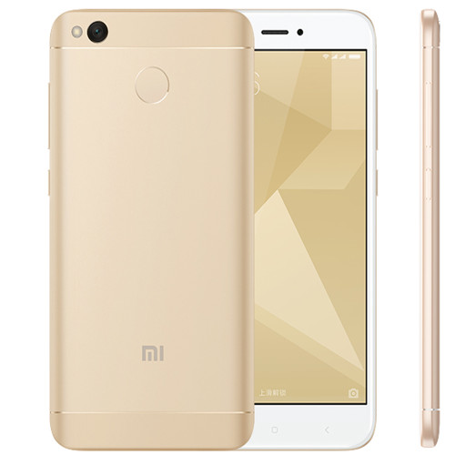 "brand new Xiaomi Redmi 4X pro prime 4GB RAM 64GB ROM Fingerprint Snapdragon 435 OctaCore 5.0"" 720P 13MP Camera  mobilephone"