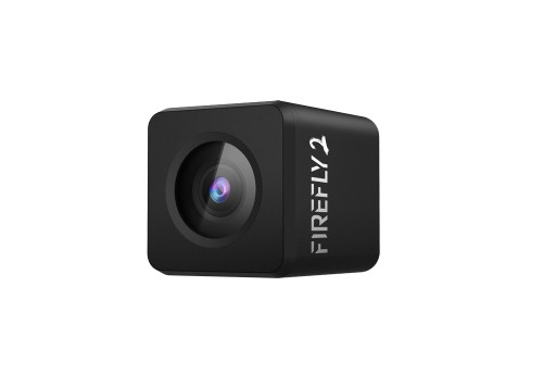 Hawkeye Firefly Micro Cam 2 160 Degree 2.5K HD Recording FPV Action Camera Built-in Battery Low Latency for RC Drone Airplane