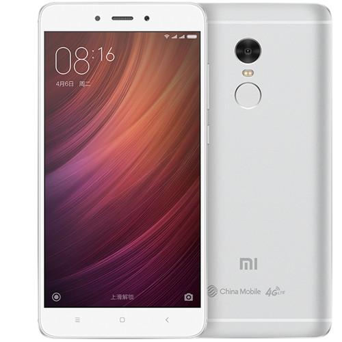 "Imported Xiaomi Redmi note 4 3GB RAM  64G  ROM  MTK Helio X20 Deca Core 5.5 "" 1080P MIUI 8 Fingerprint ID note4 mobilephone"