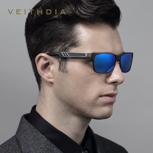 VEITHDIA Brand Designer Aluminum Sunglasses Polarized Lens Men Sun Glasses Mirror Male Eyewears Accessories Oculos de grau 6560